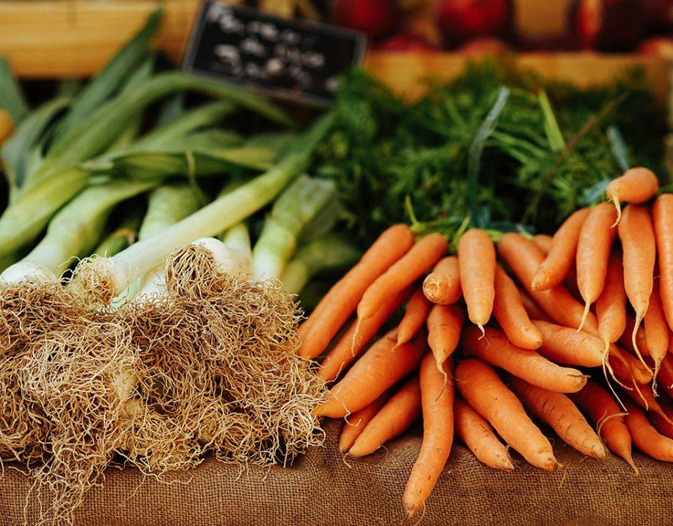 7 ottimi motivi per mangiare bio