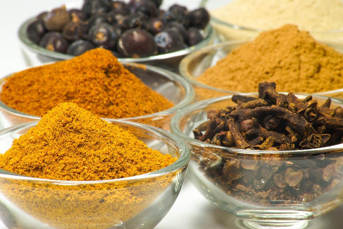 Condimenti e Spezie Vivere Bio
