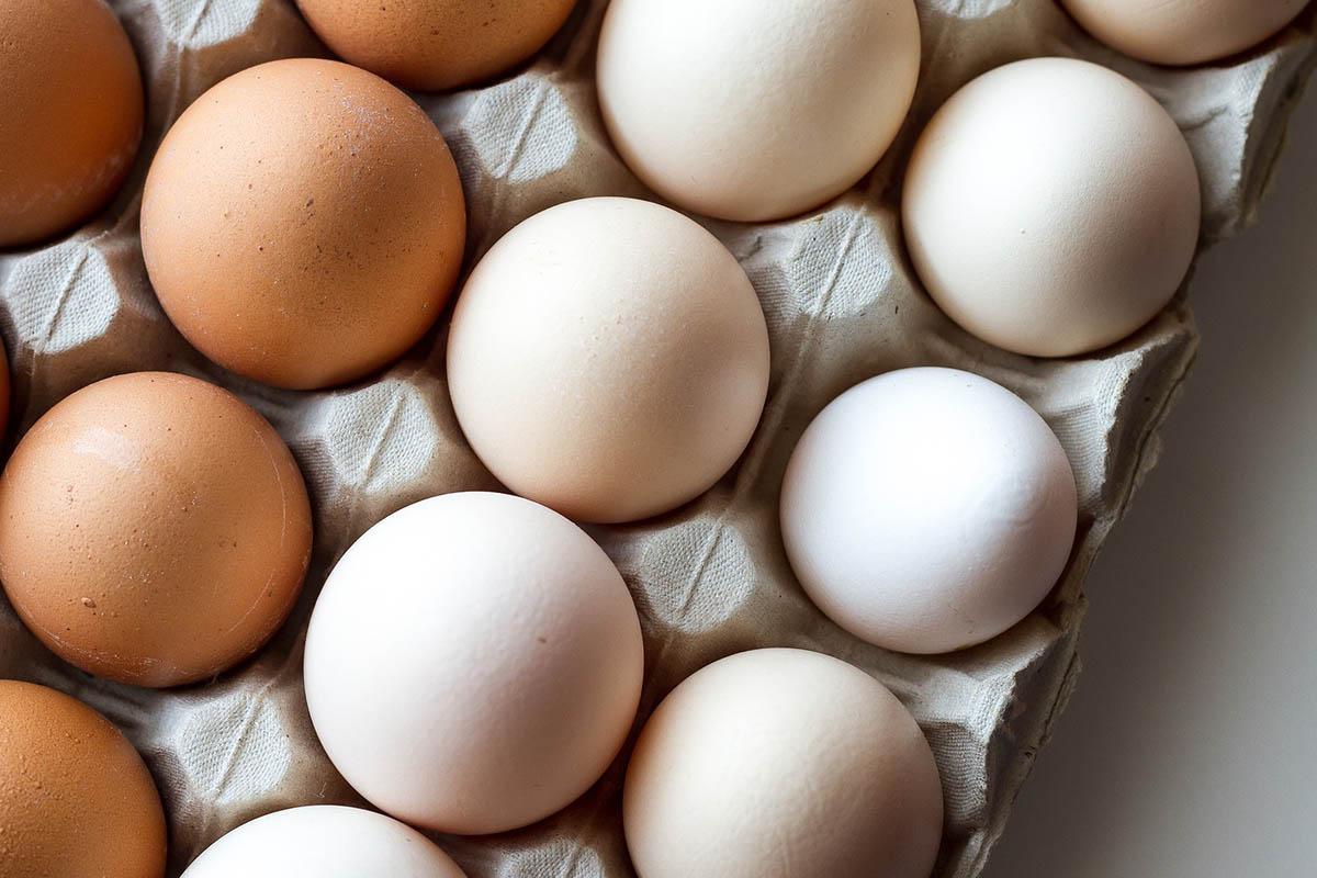 Uova e salumi Vivere Bio